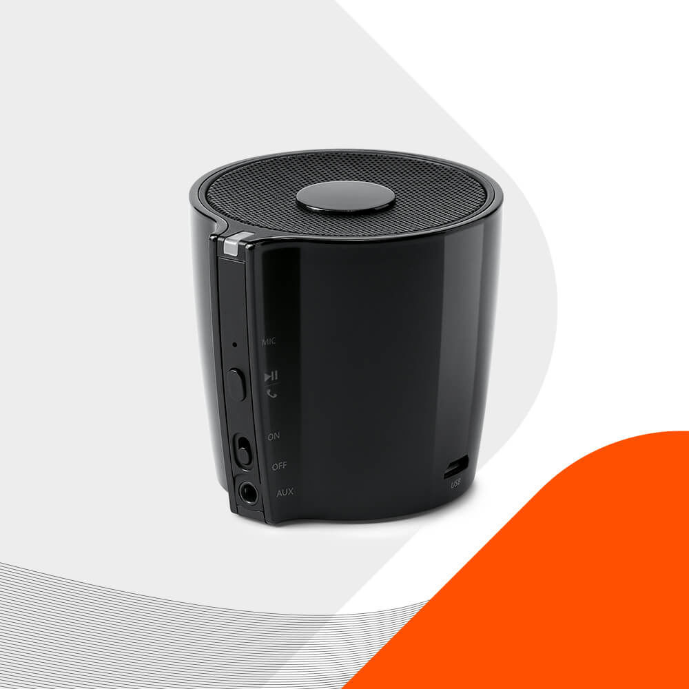 Ekston BLARE speaker with a modern and discreet design